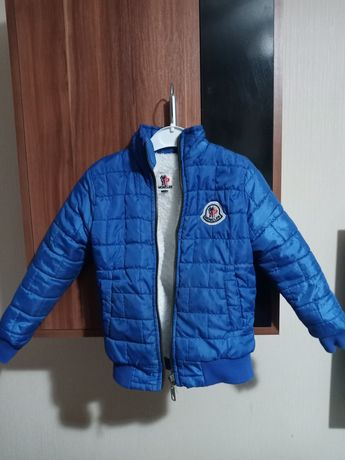 Куртка осенняя, теплая