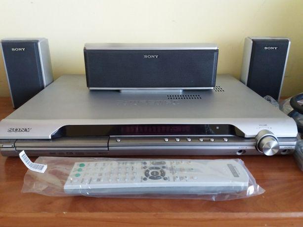 KINO DOMOWE SONY 5.1 , 850 W, kompletne b.dobry stan Model DAV-DZ110