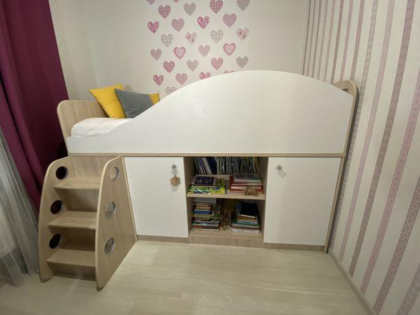 Кровать детская ( подростковая)