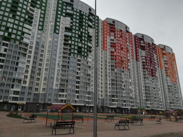 Новострой ЖК Каховская, 1-к квартира 31,86 м2, м. Левобережная