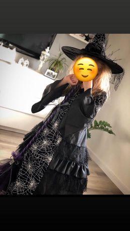"""Strój na bal """"czarownica"""""""
