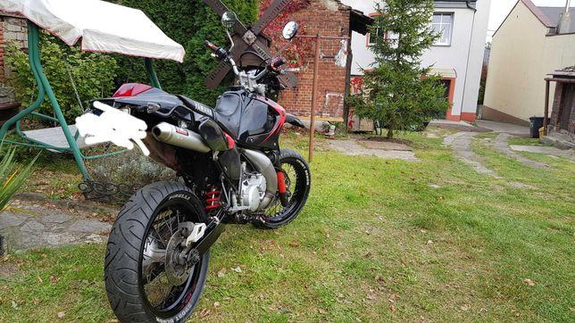 Yamaha dt 125/50 2009 niski przebieg w idealnym stanie mechanicznym
