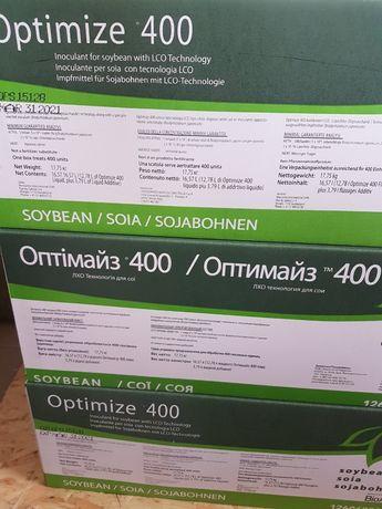 Инокулянт Оптимайз 400 протравитель для сої Monsanto бактерии для сои