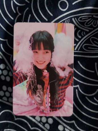 Yeri Rookie photocard kpop