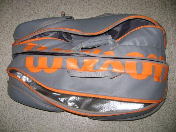 Saco de Tenis Wilson até 12 raquetes