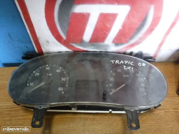 Quadrante Renault Trafic DCI  -  8200283194 8200283199