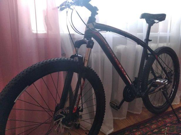 """Горный велосипед Freeroad Disc 27.5 """"Shimano с алюминиевой рамой 19"""""""