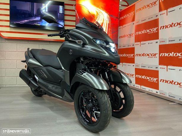 Yamaha Tricity 300CM3 Carta de Carro