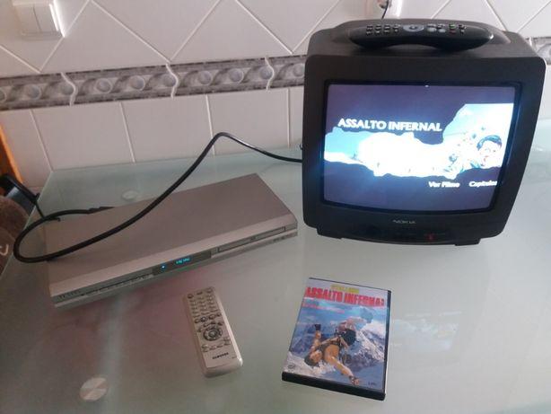 Leitor de DVD SAMSUNG P249M