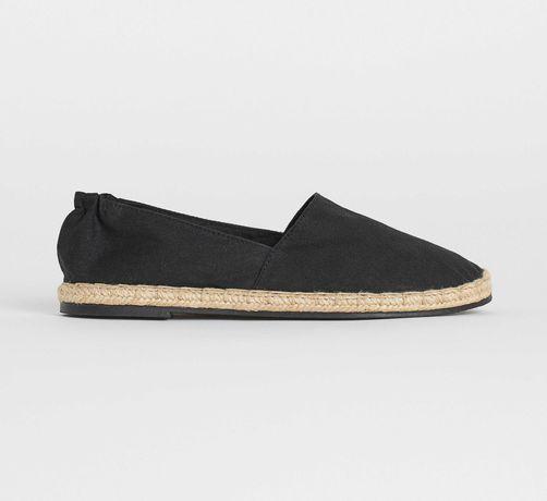 Эспадрильи H&M Обувь на плетеной подошве Босоножки женские