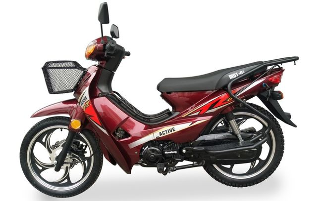 Мотоцикл, скутер, мопед Musstang MT110-3 ACTIVE (VIPER LIFAN FADA)