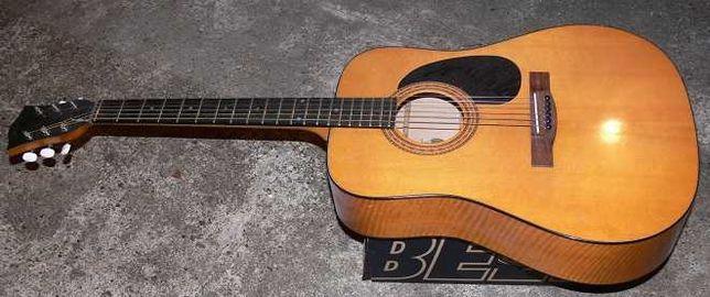 Gitara akustyczna Hofner.