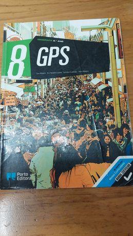 Manual Geografia 8° Ano GPS