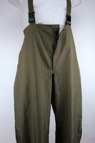 Mil-tec spodnie wojskowe wodoodporne Sympatex myśliwskie XL/XXL