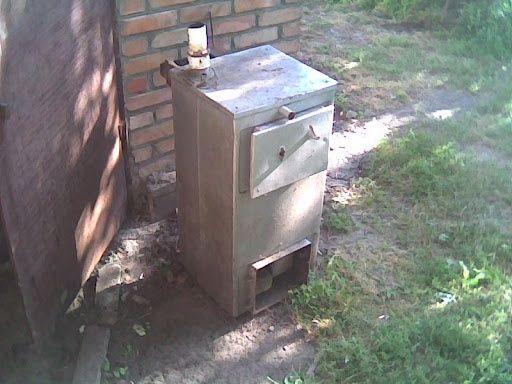 Котел,або автоматика газова Вакула