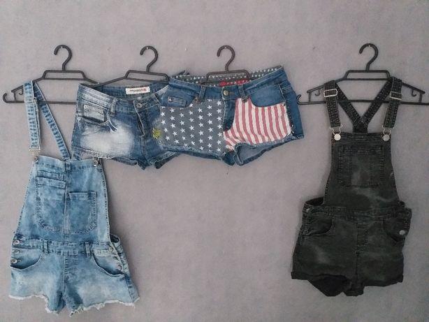 Paczka ubrań dla dziewczyny