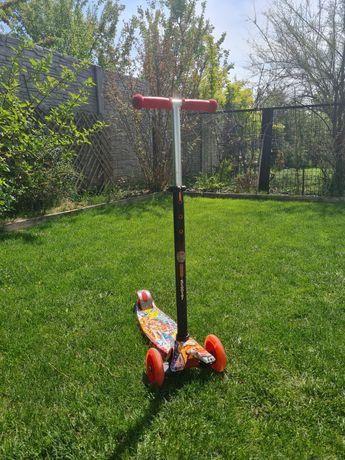 Самокат best scooter 2-8 лет
