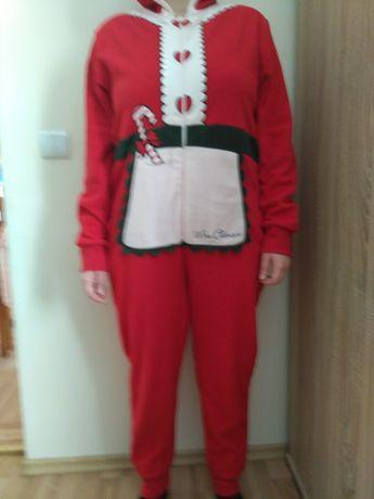 Strój karnawałowy dla dorosłych Mikołaj.
