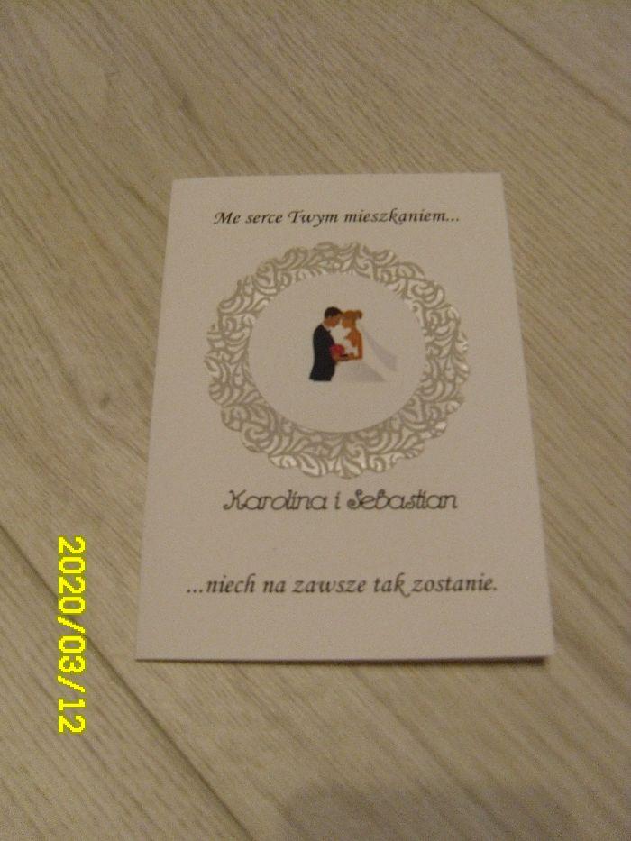 Zproszenie ślubne zaproszenia różne wzory