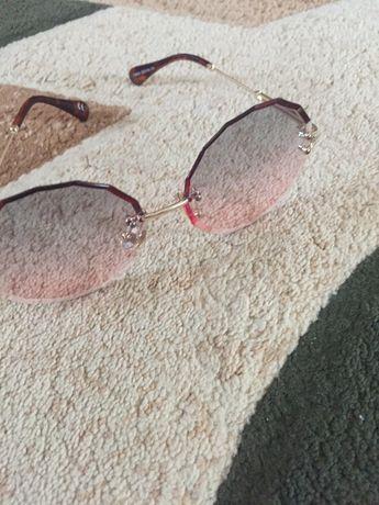 Солнцезащитные очки+чехол в подарок