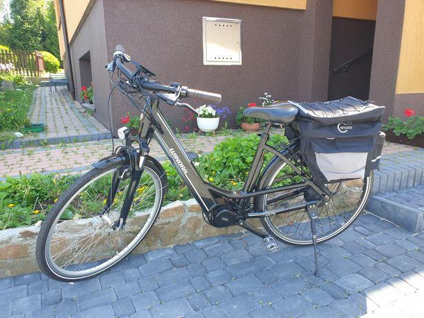 Rower Elektryczny Winora . Silnik 750w przekładnia NuVinci Enviolo