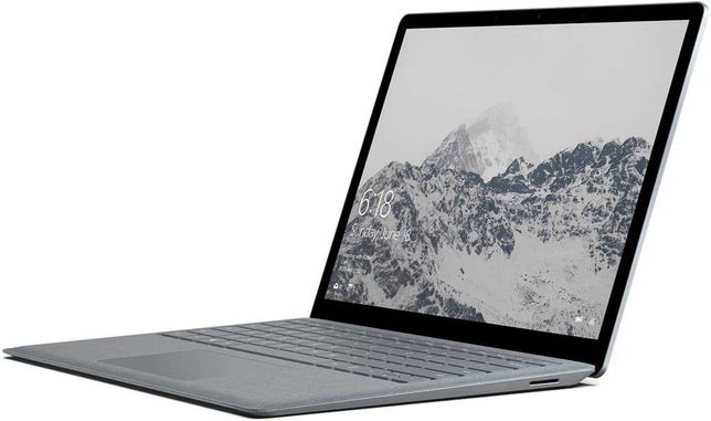 "Computador portátil PC Microsoft Surface Laptop 13.5"", i7, ssd 512"