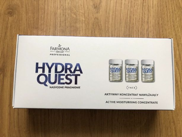 Farmona Professional Hydra Quest aktywny koncentrat nawilżający