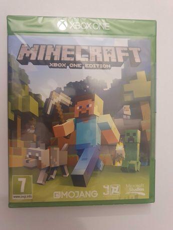 minecraft dla xbox one
