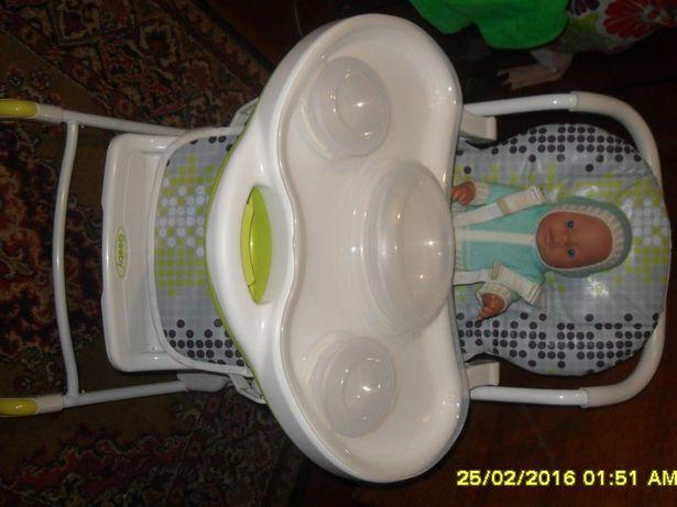 дитячий стілець - трансформер geoby gooclbaby