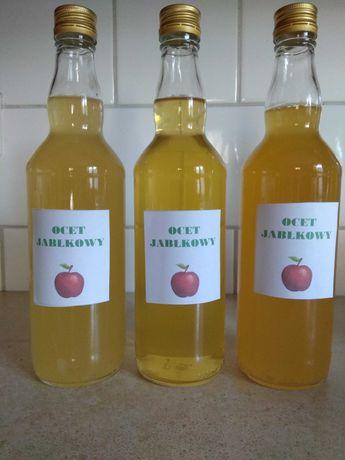 Ocet jabłkowy niepasteryzowany