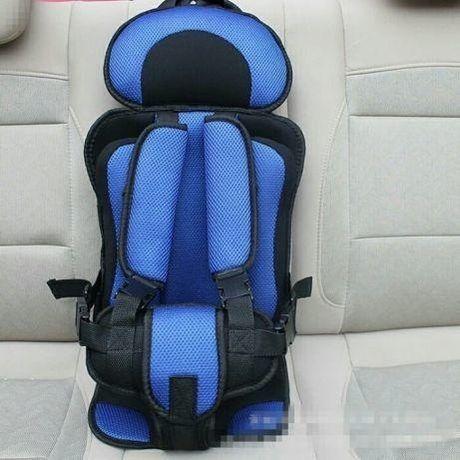 Продам новое автокресло синий подходит для детей возрастом от 3 д