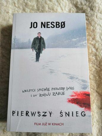 Jo Nesbo Pierwszy śnieg