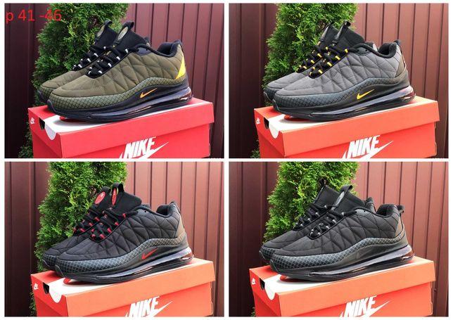 Кроссовки Nike Air Max 720(термо), Adidas Iniki(мех)