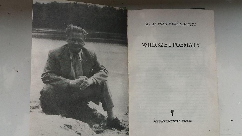 Wiersze i poematy - Władysław Broniewski Kraków - image 1