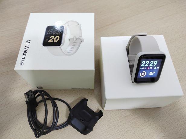 Smartwatch XIAOMI Mi Watch Lite 41 mm Branco