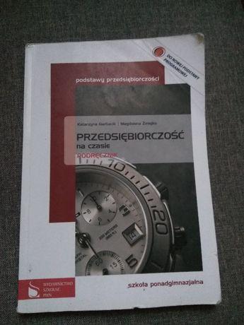 Podręcznik do podstaw przedsiębiorczości Przedsiębiorczość na czasie