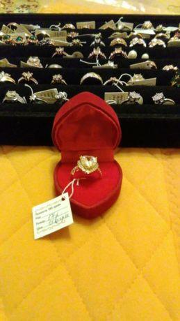 Кольцо, позолота