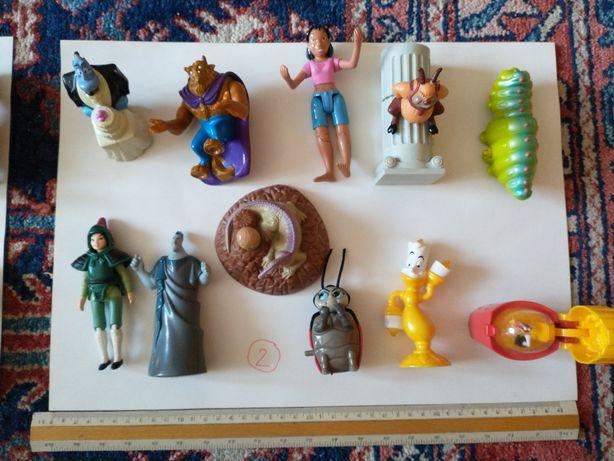 zabawki mcdonald disney