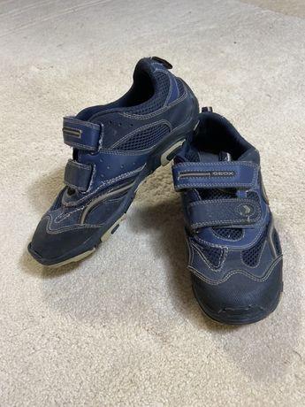 Мужская обувь полуботинки 35 р. GEOX