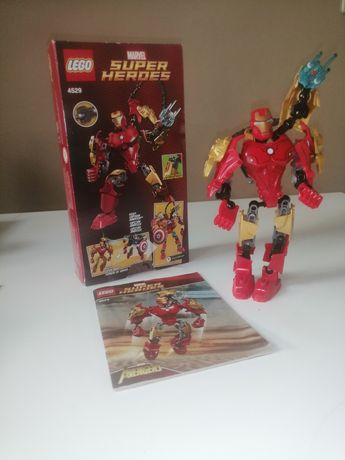 LEGO Super Heroes 4529 Iron Man