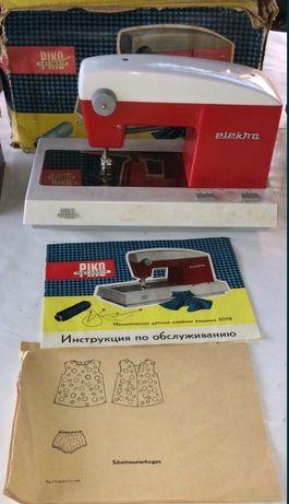 Швейная машина детская ссср