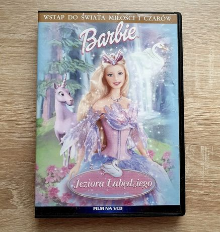 Film bajka płyta VCD Barbie z Jeziora Łabędziego