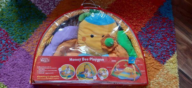 Коврик развивающий Honey Bee Playgym
