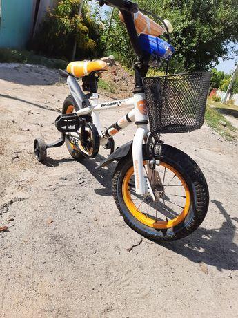 Велосипед 12,5 дюймов