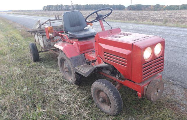 Міні-трактор Т-10