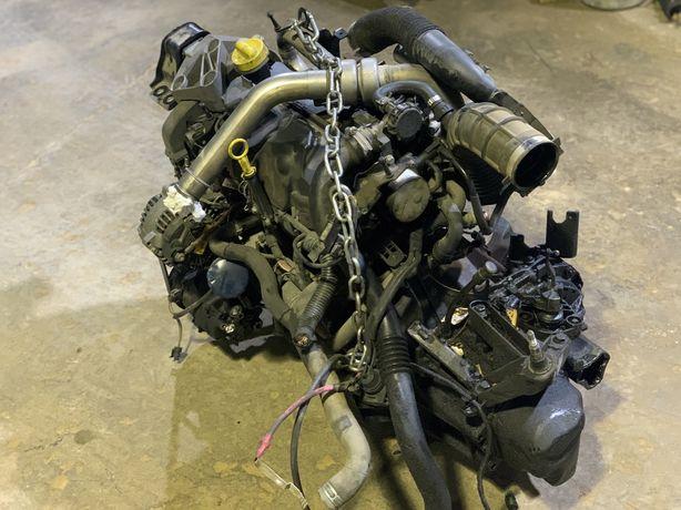 Motor completo Renault Megane 1.5dci k9kg724