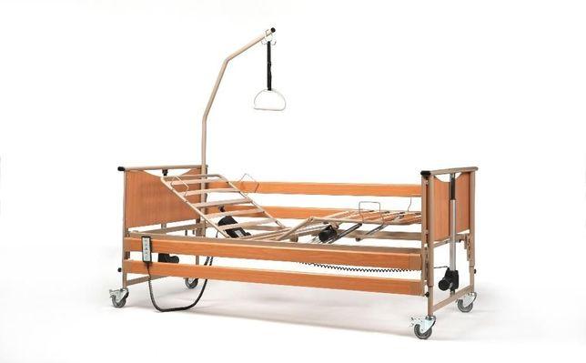Łóżko rehabilitacyjne, szpitalne pielęgnacyjne Gwarancja Nasielsk