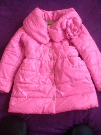 Продам куртку и жилетку для девочки