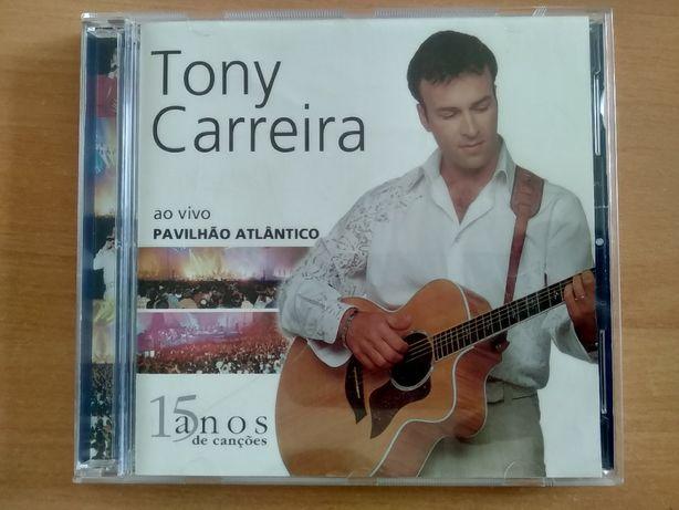 Tony Carreira ao vivo [Ed. Esp. 3Discos]