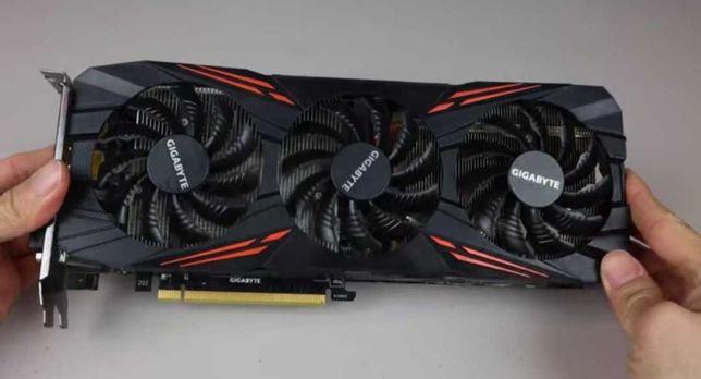 Placa gráfica Gigabyte Geforce GTX 1070 G1 Gaming 8G